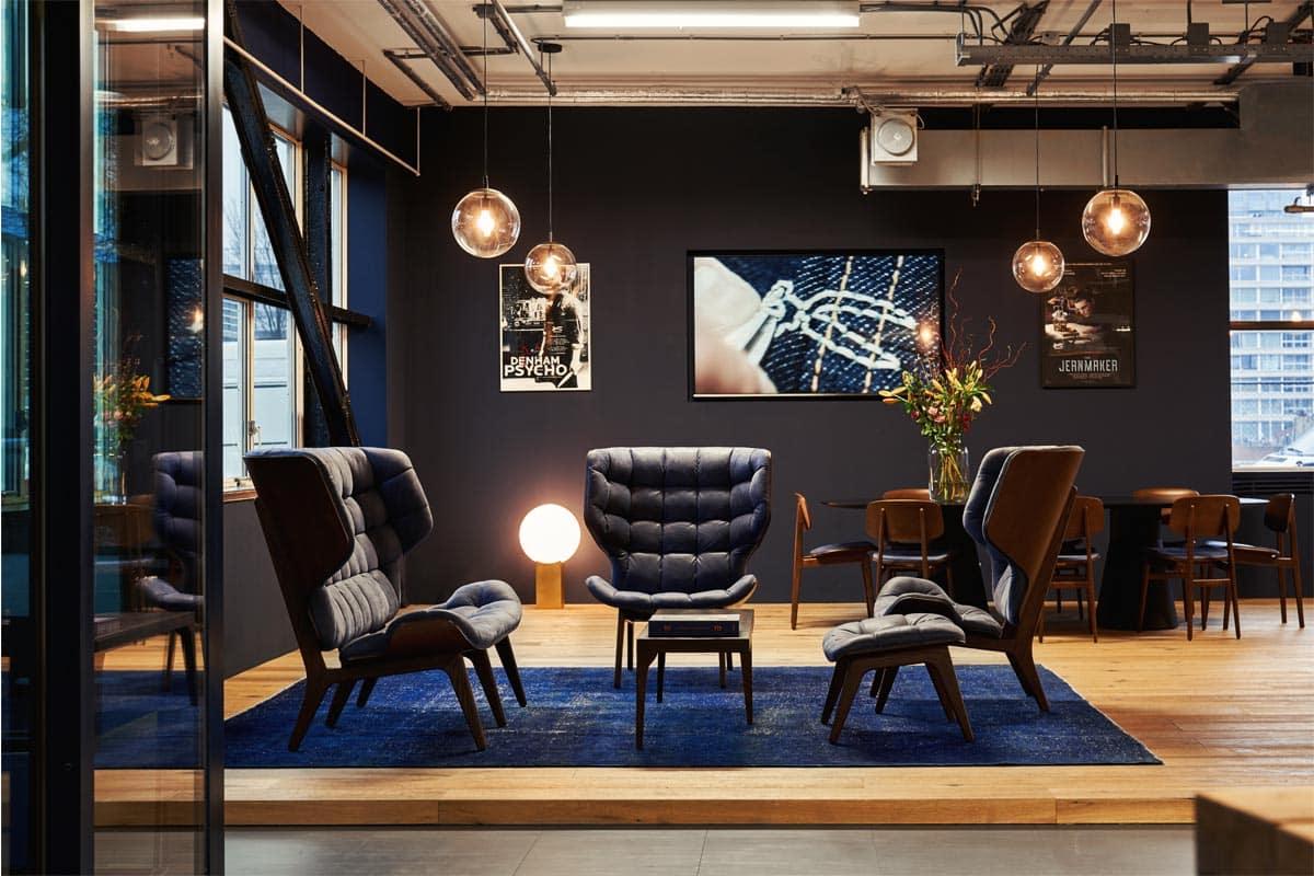 DENHAM hoofdkantoor Amsterdam