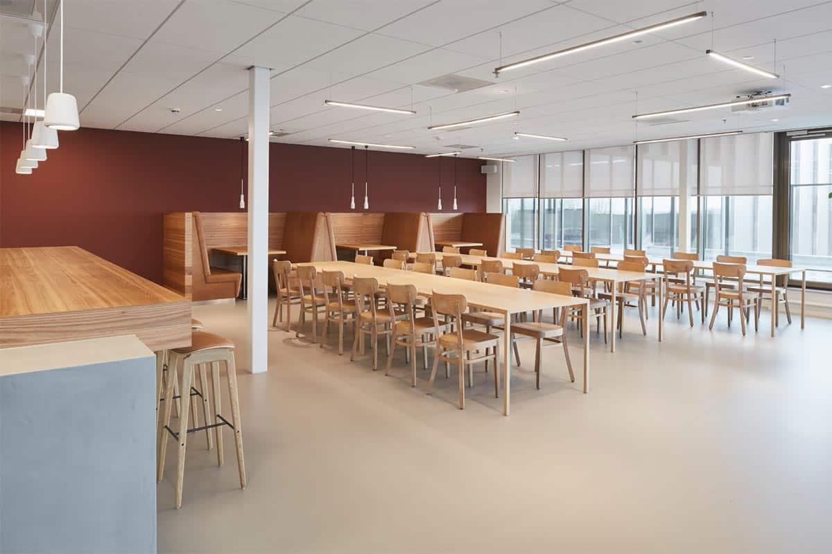 Eosta hoofdkantoor Waddinxveen