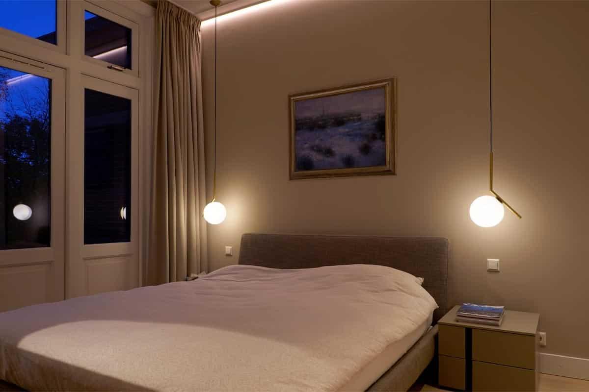 Flos IC Lights Hanglampen Slaapkamer