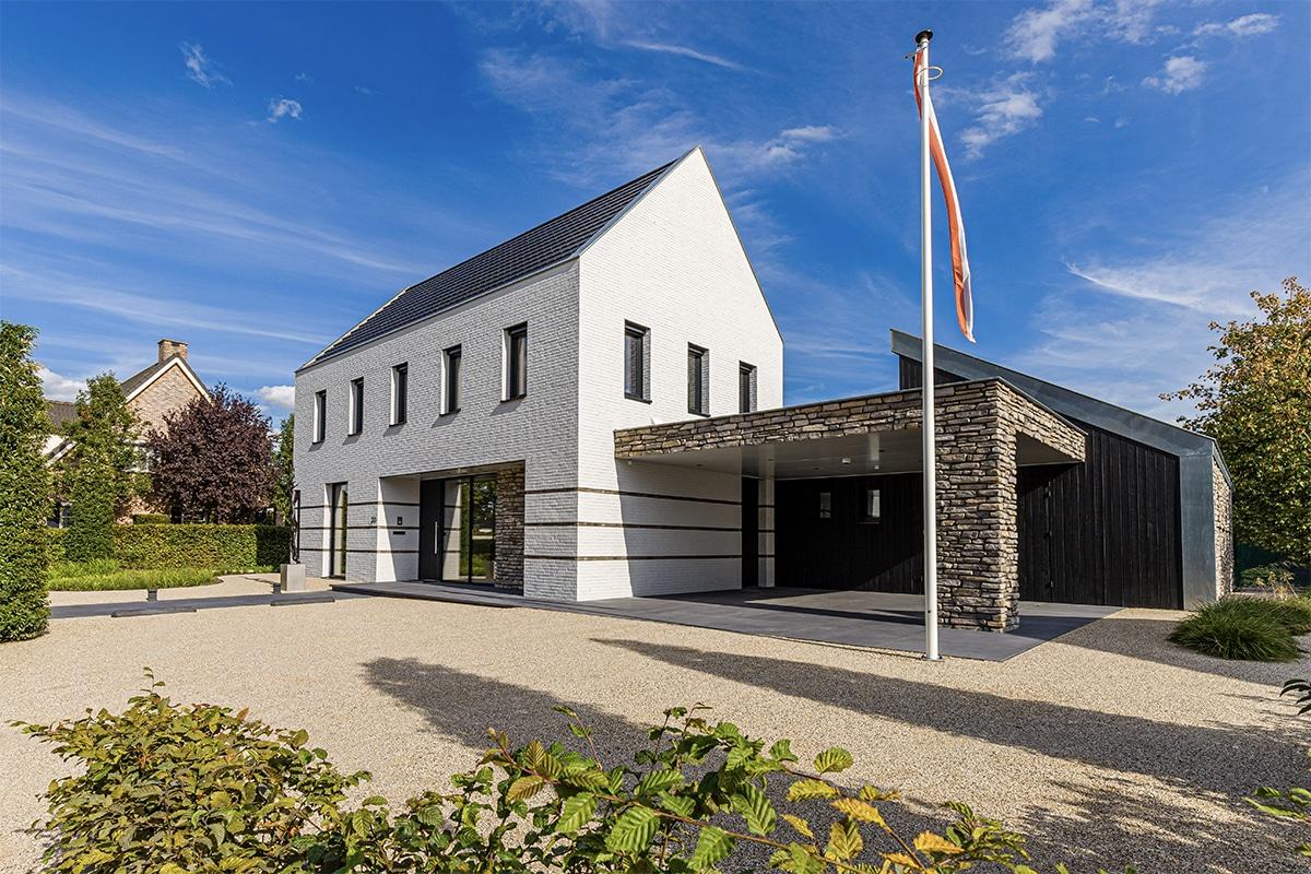 Verlichting Voor Villa In Oeffelt
