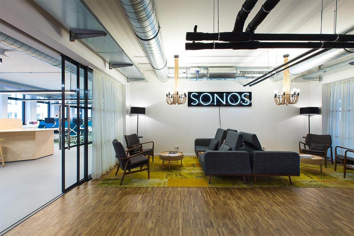 Hoofdkantoor Sonos München