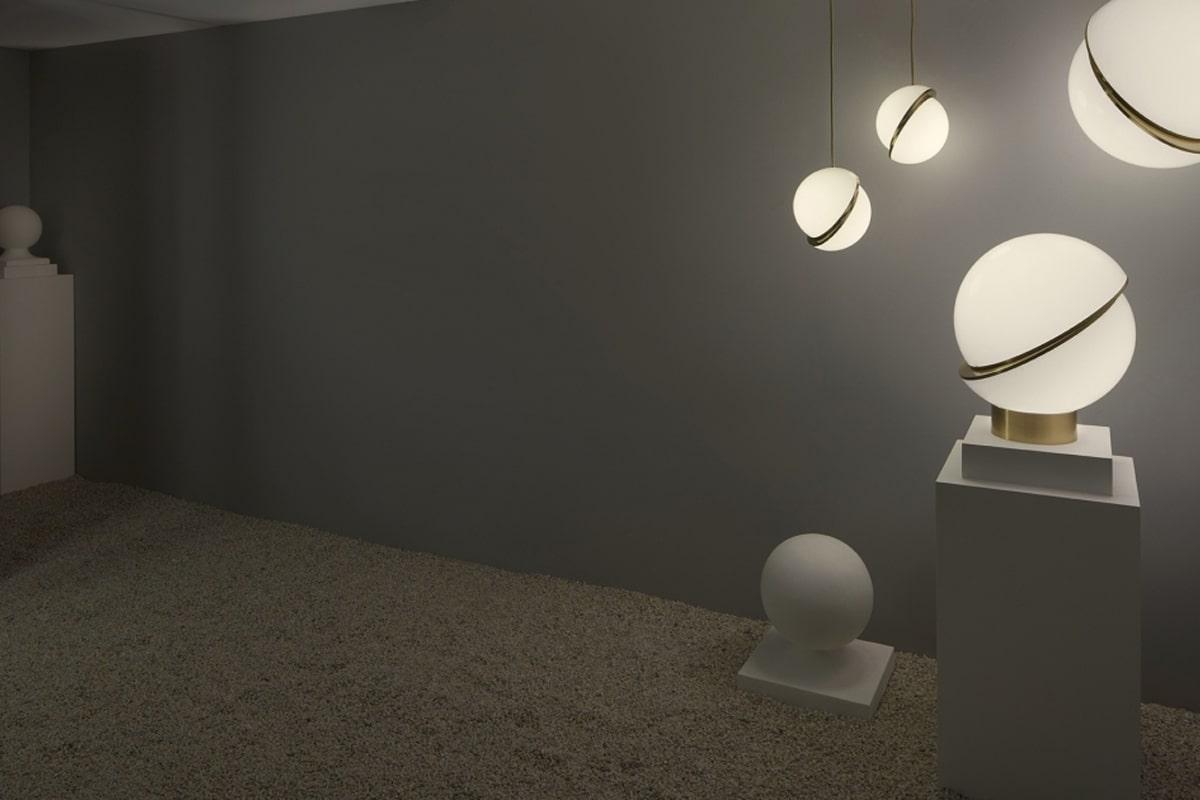 Hanglamp opaal
