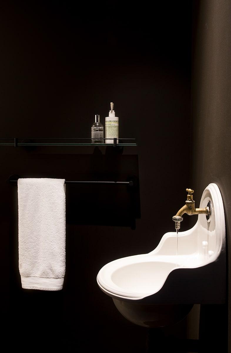 Verlichting voor spa's, sauna's en kuuroorden