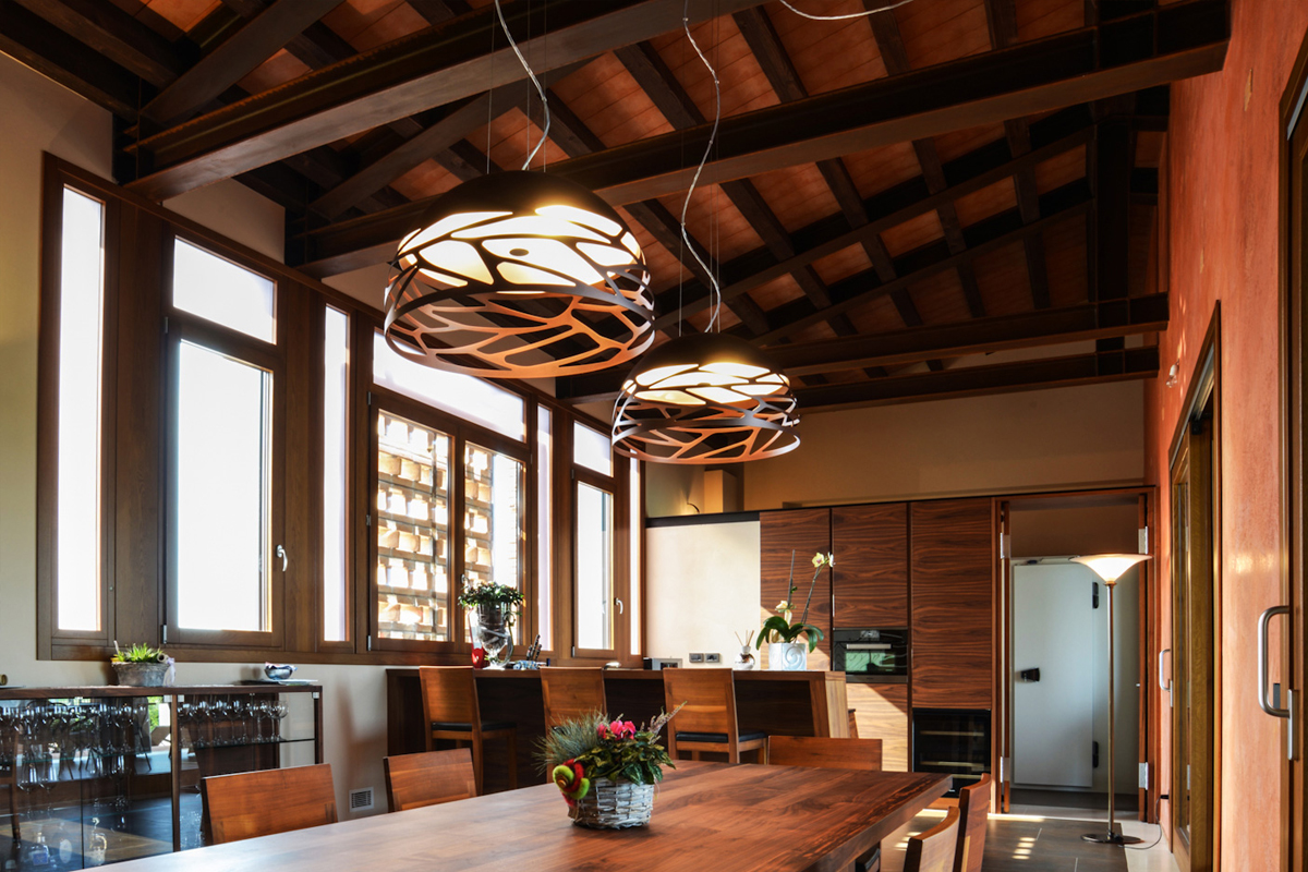 Kelly dome hanglamp