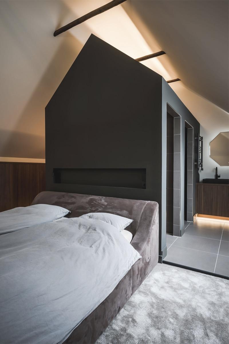 Slaapkamer verlichting ledstrips