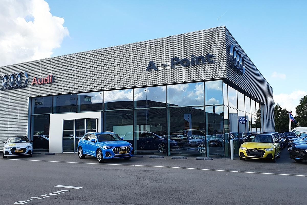 Verlichting A-Point Almere