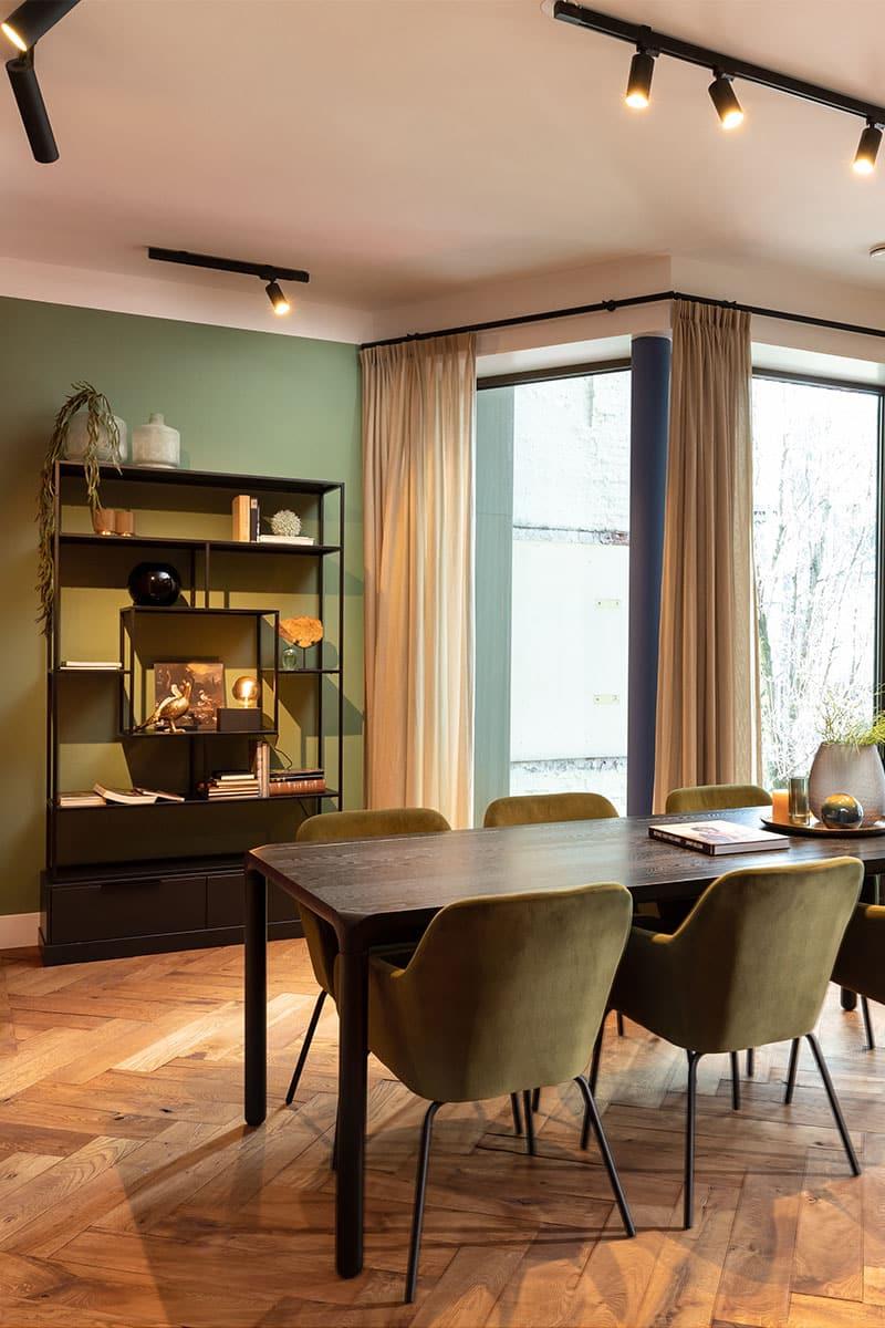 Kleurrijk Stadsappartement Utrecht Interieur Cris Van Amsterdam Verlichting Van Lightboxx