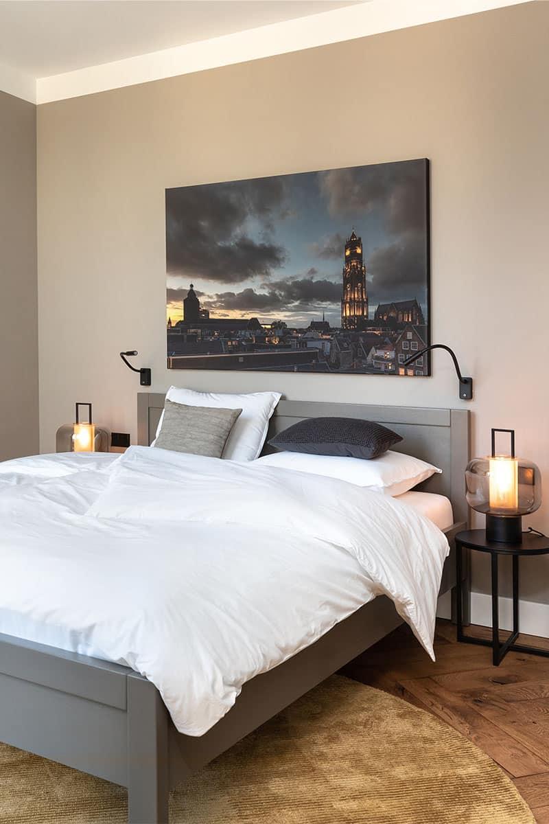 Bedlampen, lampen naast bed