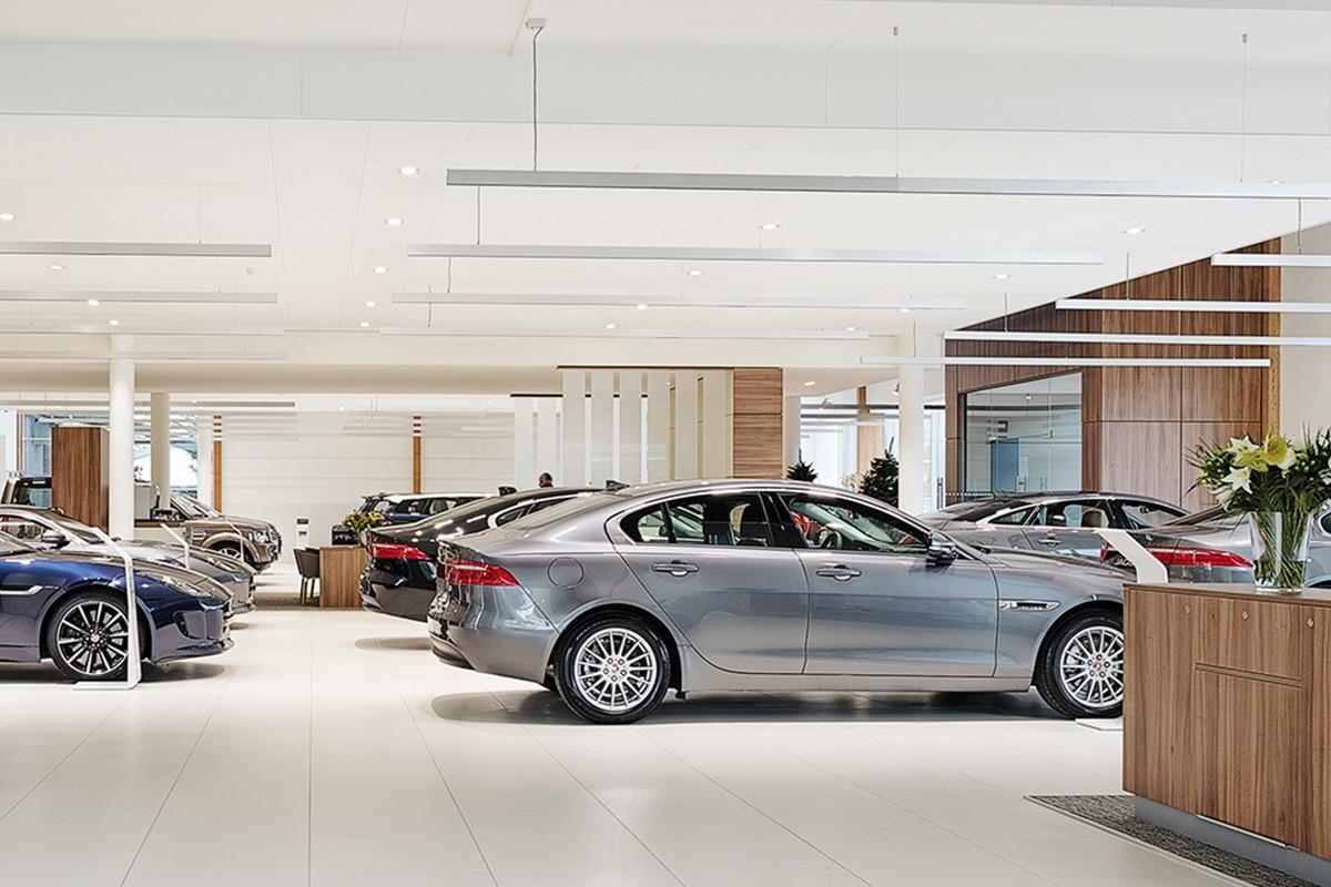 Verlichting Voor De Automotive En Showrooms