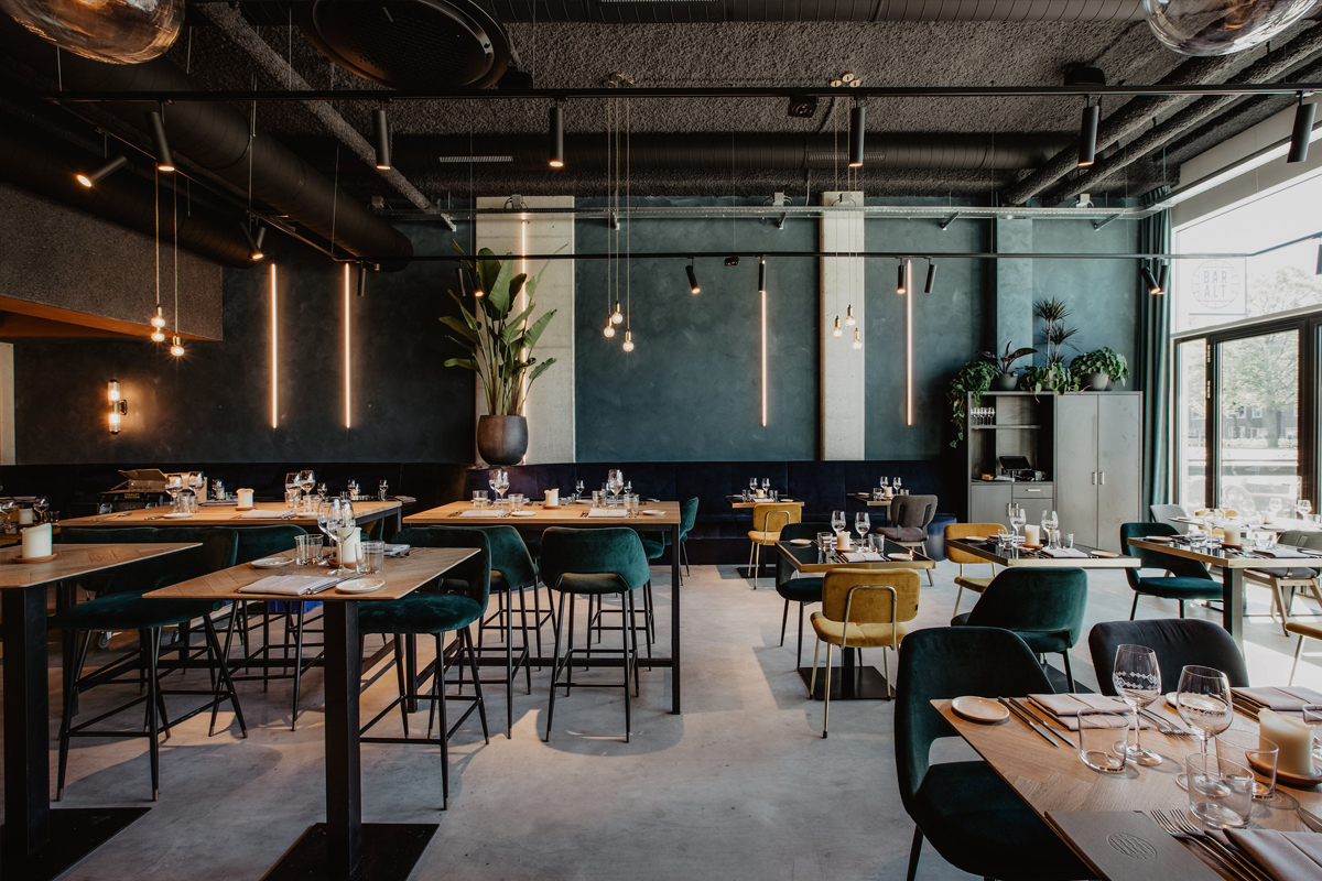 Bar Alt Amsterdam | Bricks Studio | James Van Der Velden