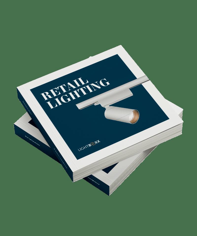 Retail Lighting Brochure - Verlichting Voor Winkels - Winkelverlichting