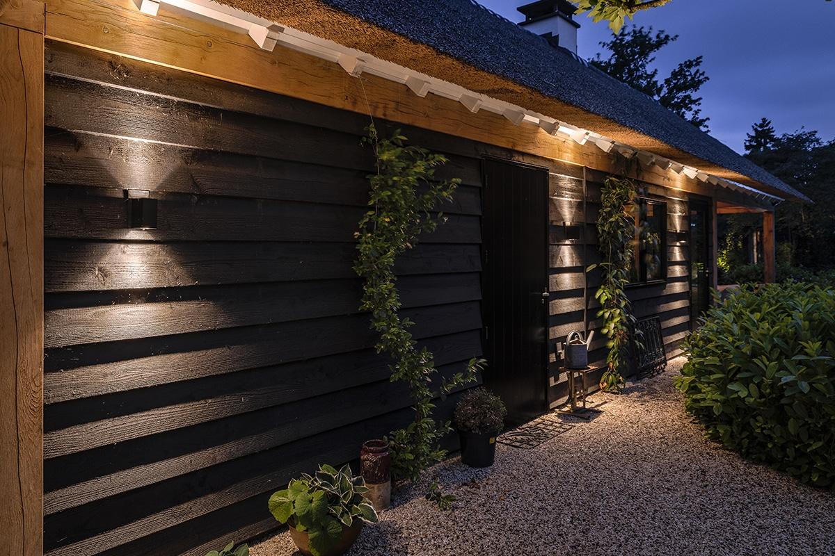 Verlichting Voor Tuinen En Parken - Buitenverlichting - Wandlampen Voor Buiten