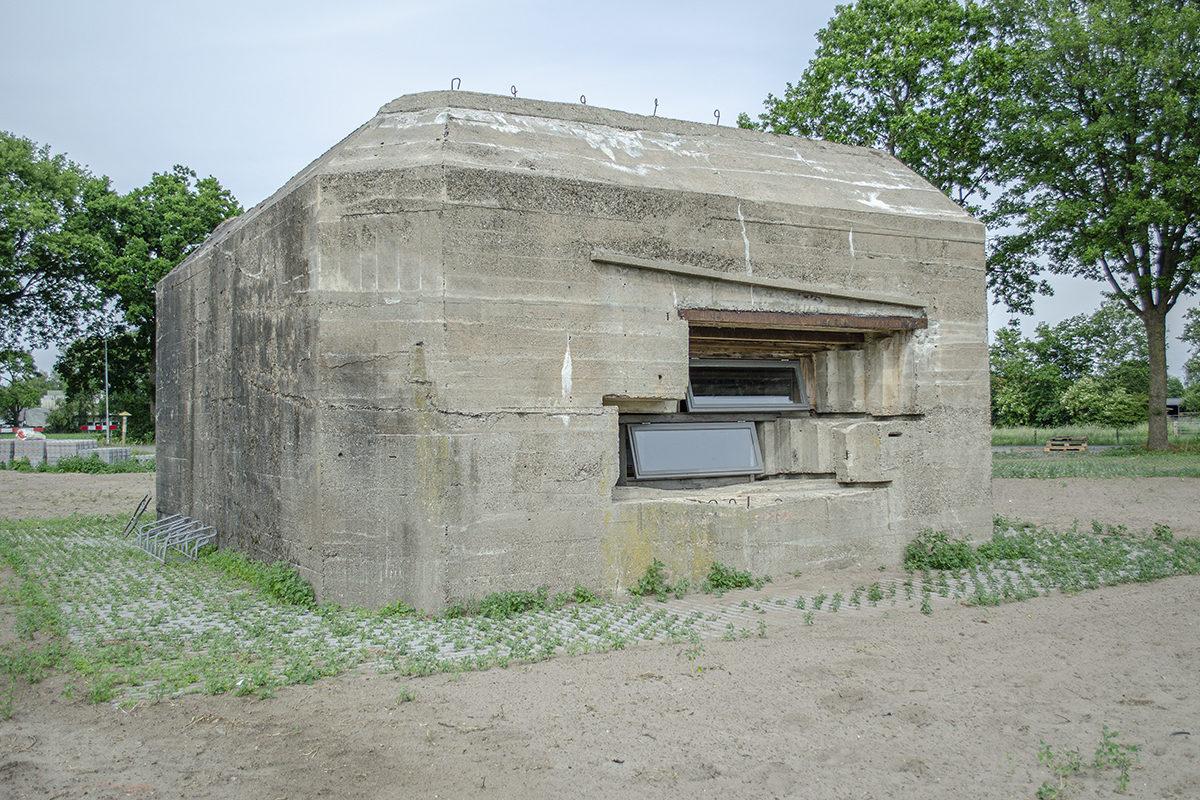 Lightboxx Levert Verlichting Bunker Hoevelaken