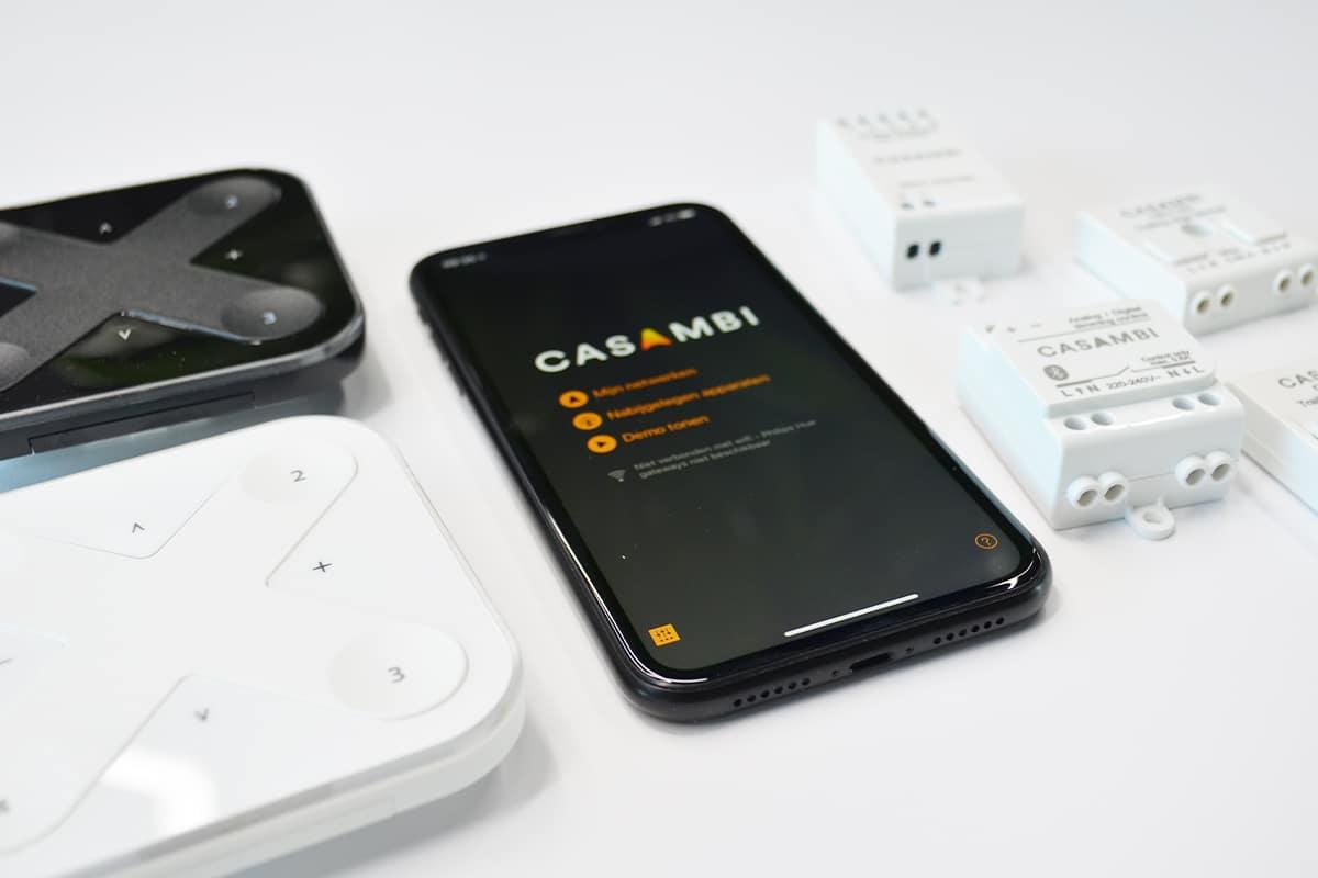 Casambi is onze nieuwste aanwinst in smart home solutions