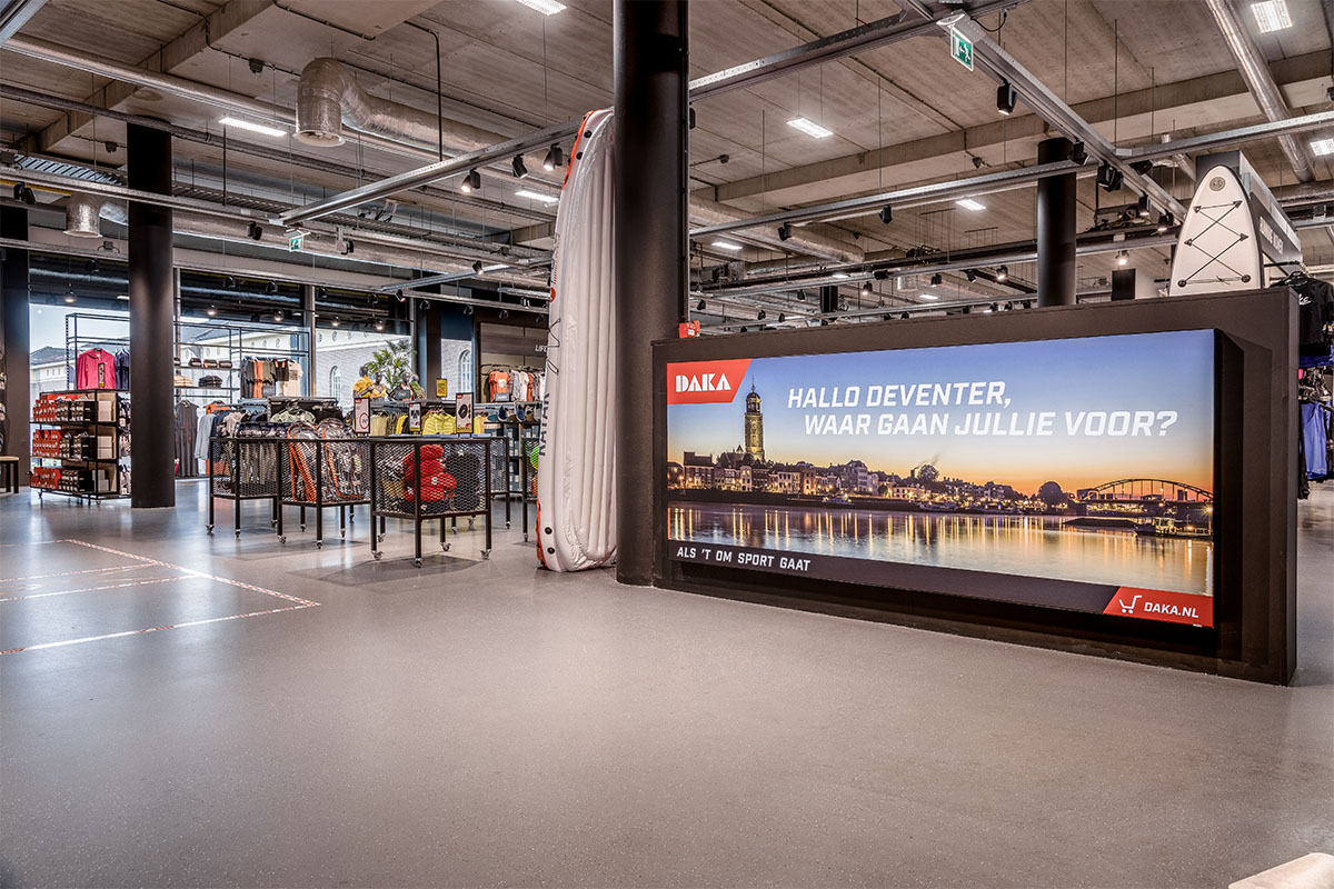 Verlichting Voor Winkels