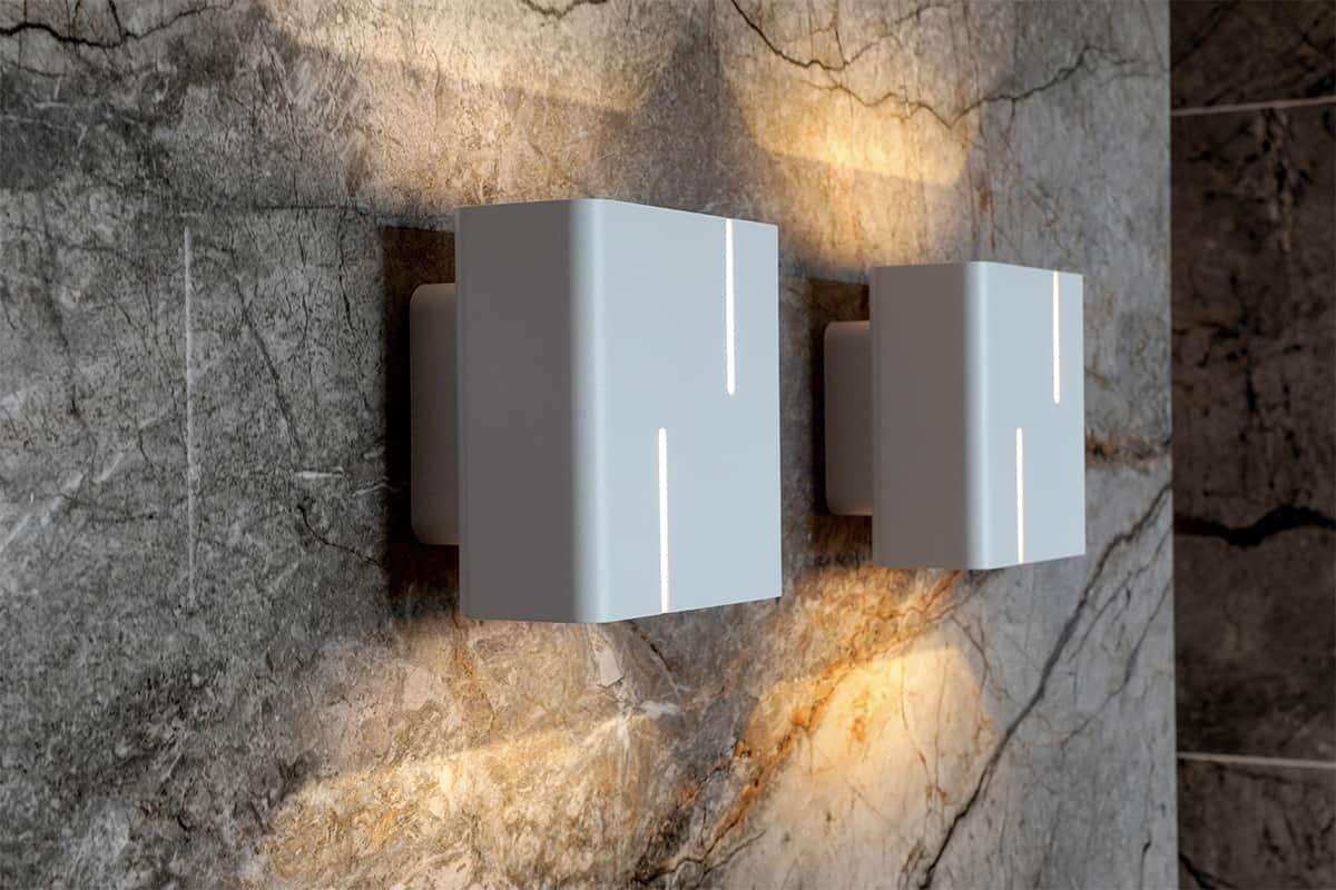 Showroom verlichting badkamers