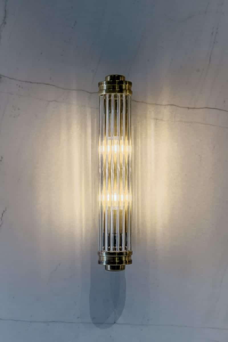 Verlichting voor showrooms en badkamers