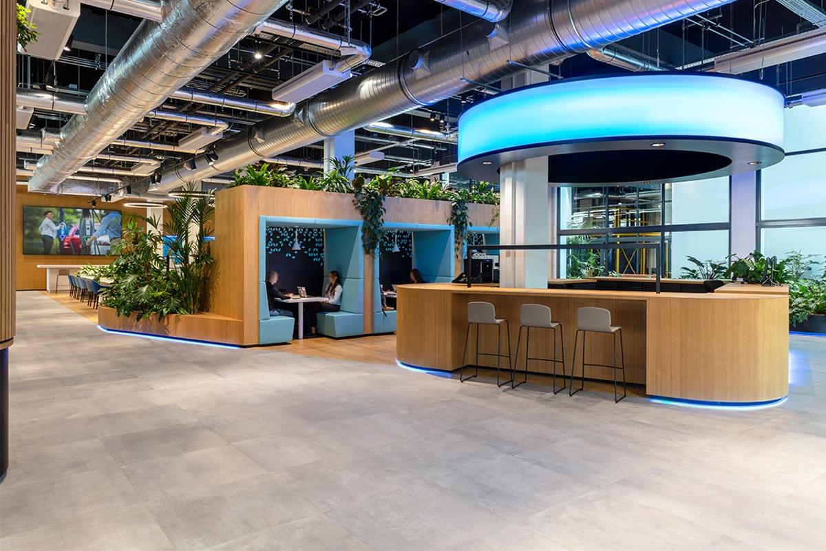 EVBox kantoorverlichting door Lightboxx