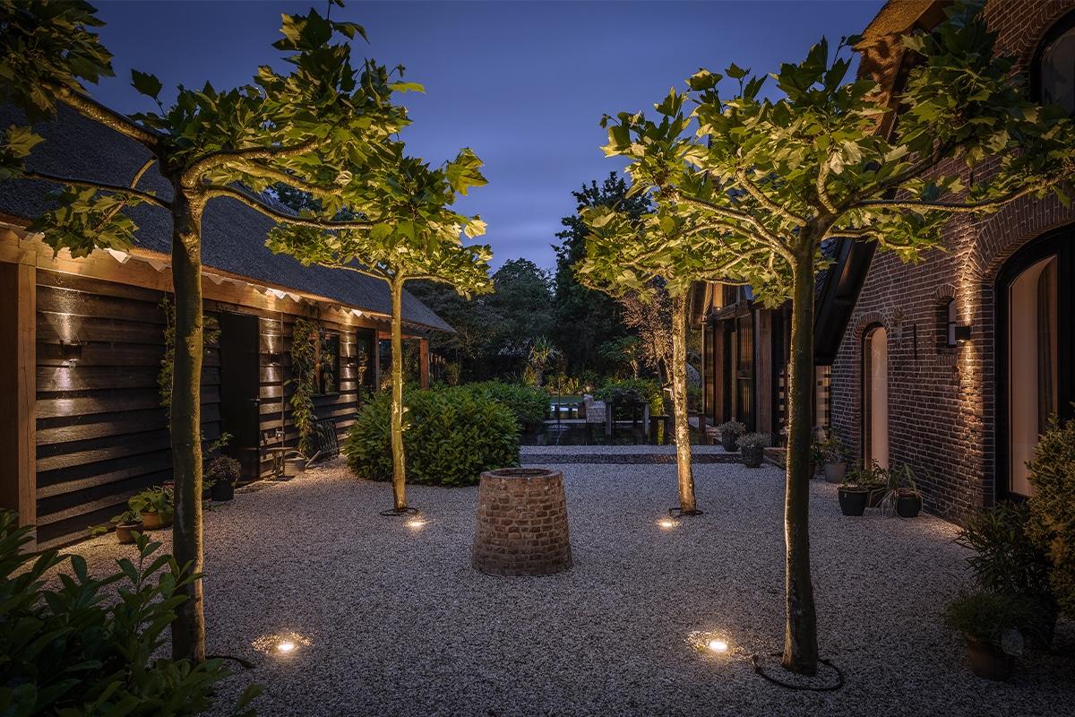 Verlichting Voor Tuinen En Parken