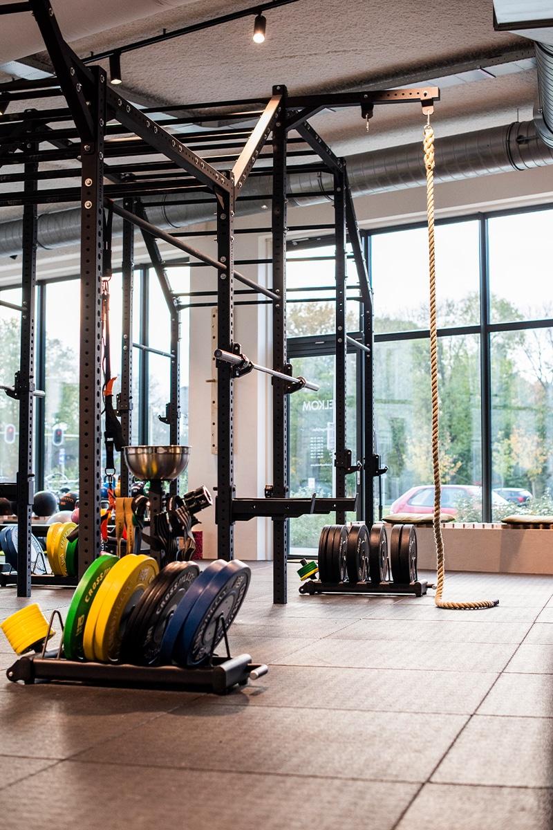 Fysiek Health Club Utrecht Noordoost - Verlichting Voor Sportscholen