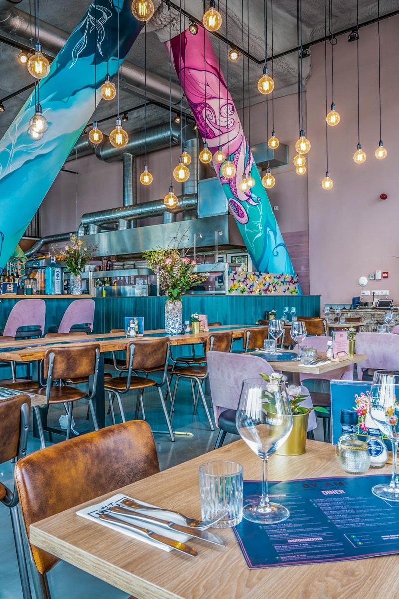 Lichtplan En Lichtadvies Voor Restaurants