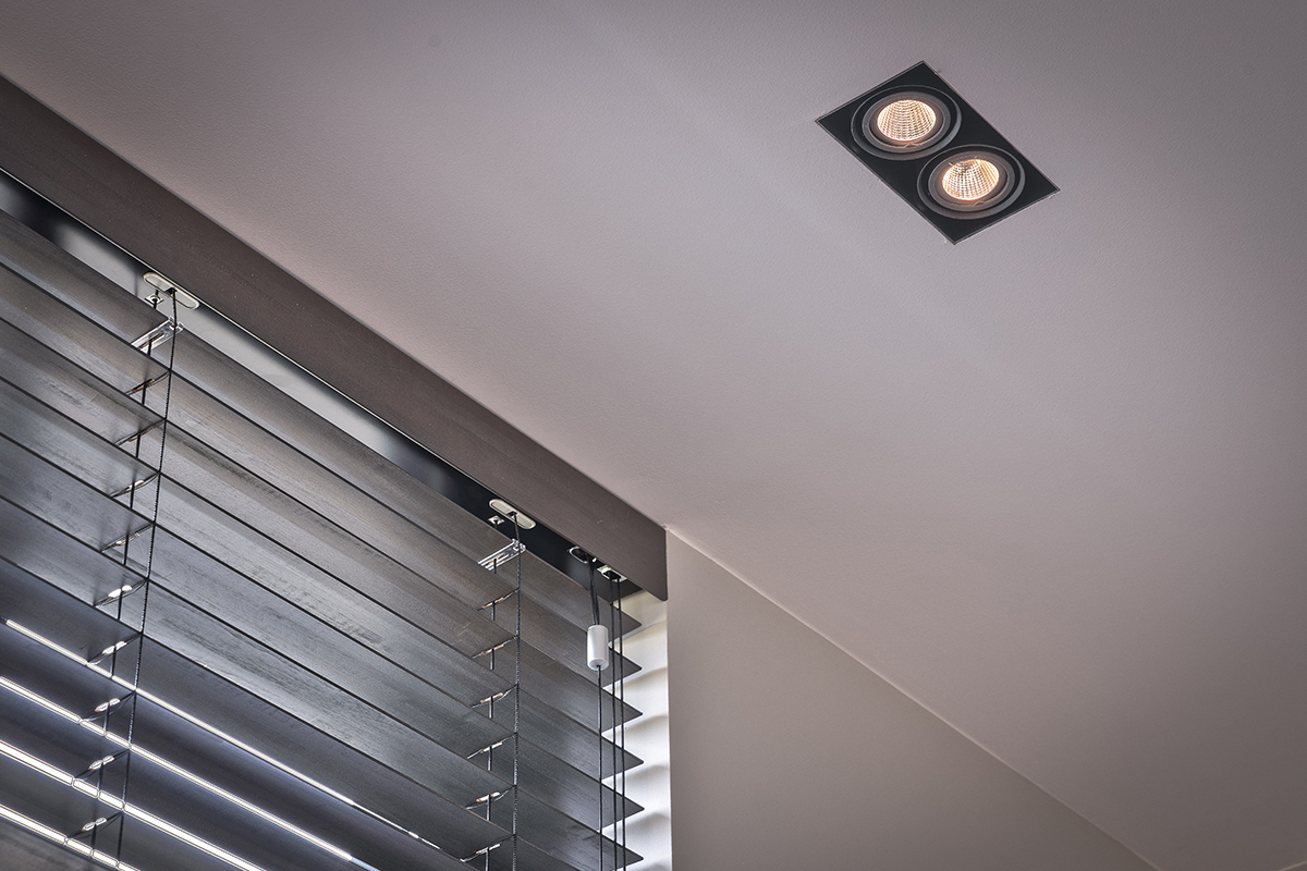 Trimless armaturen lichtplan verlichting lichtadvies