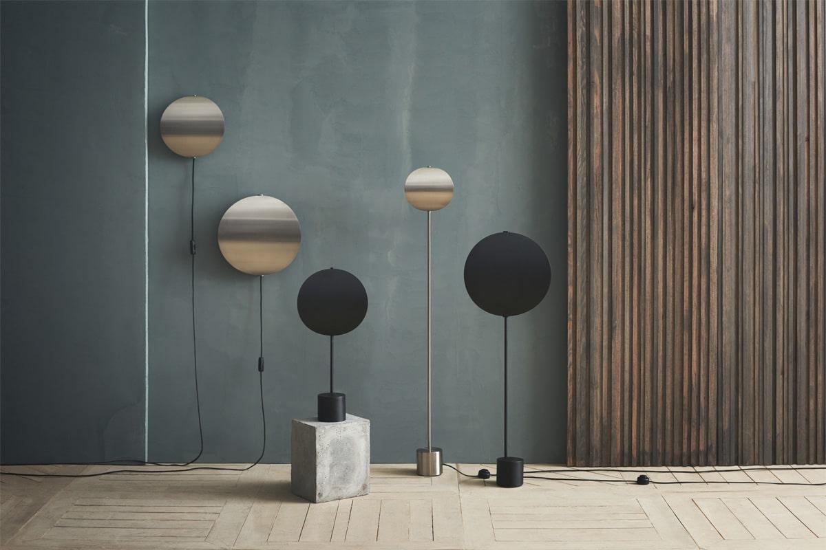 Deense design vloerlampen