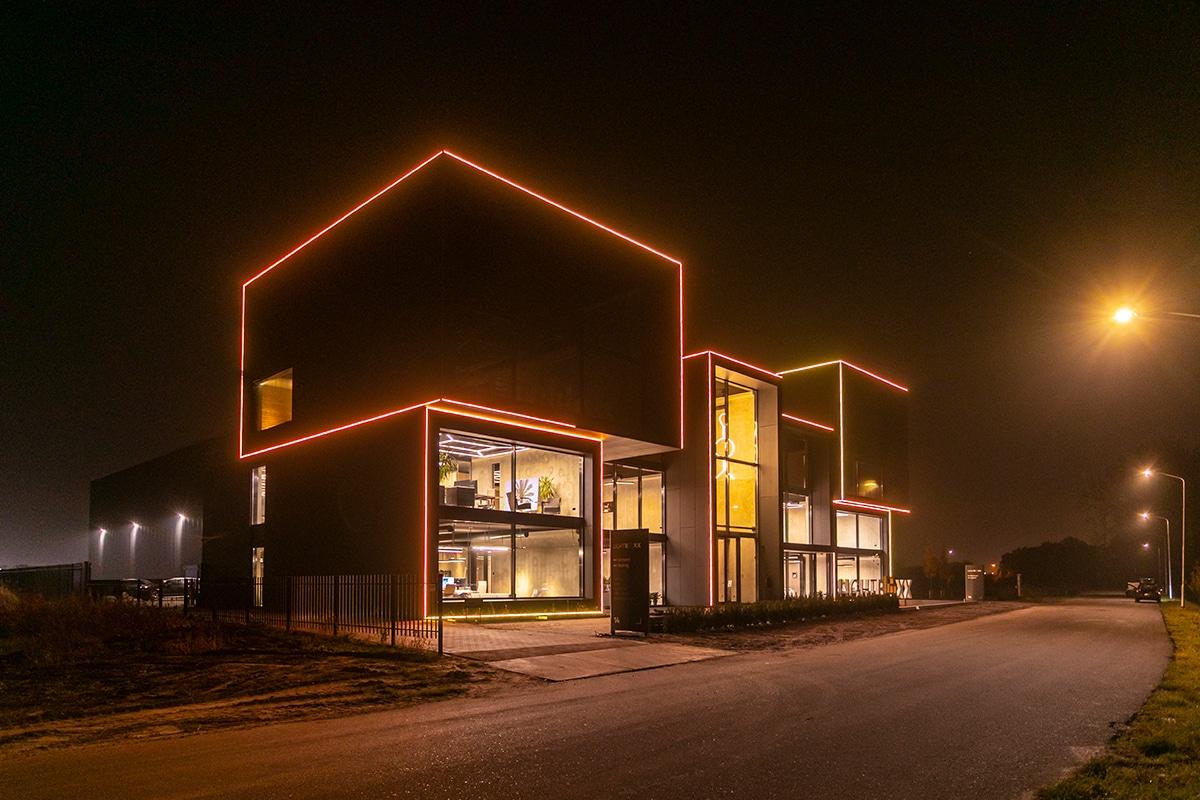 Lightboxx Nijkerk Doet Mee Aan De Orange The World Campagne