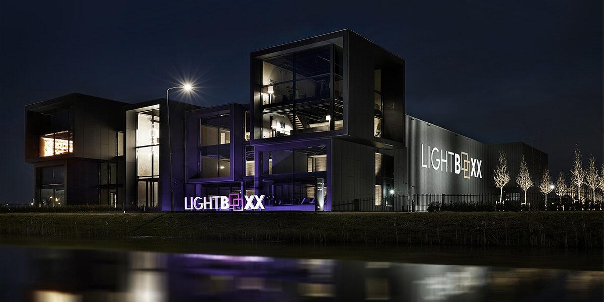 Powerlight Verhuist Naar Nieuw Onderkomen Lightboxx