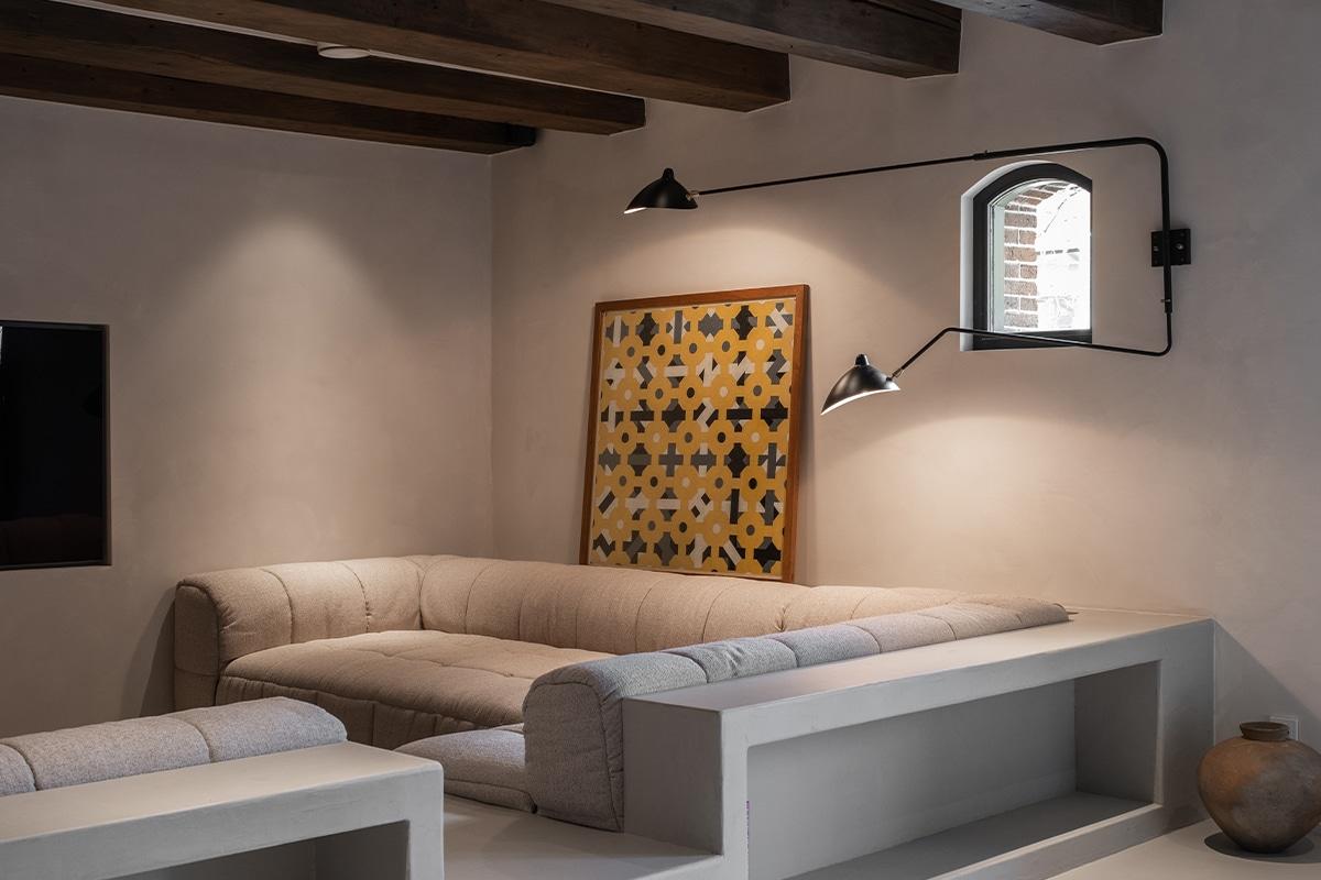 Design verlichting woonkamer