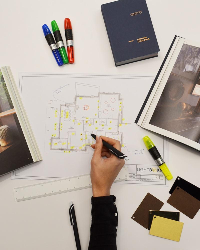 Persoonlijk Lichtadvies Voor Jouw Project