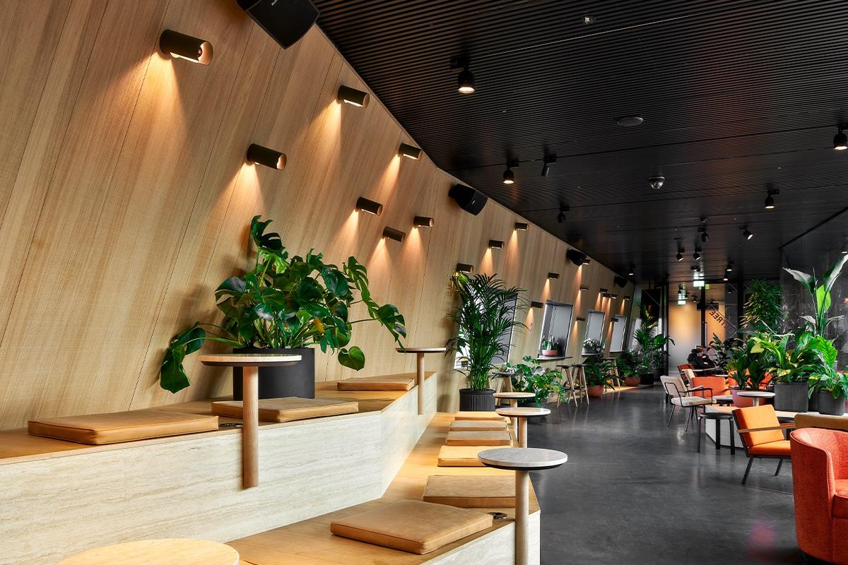 NOK Groningen - Verlichting En Lichtplan Voor De Horeca