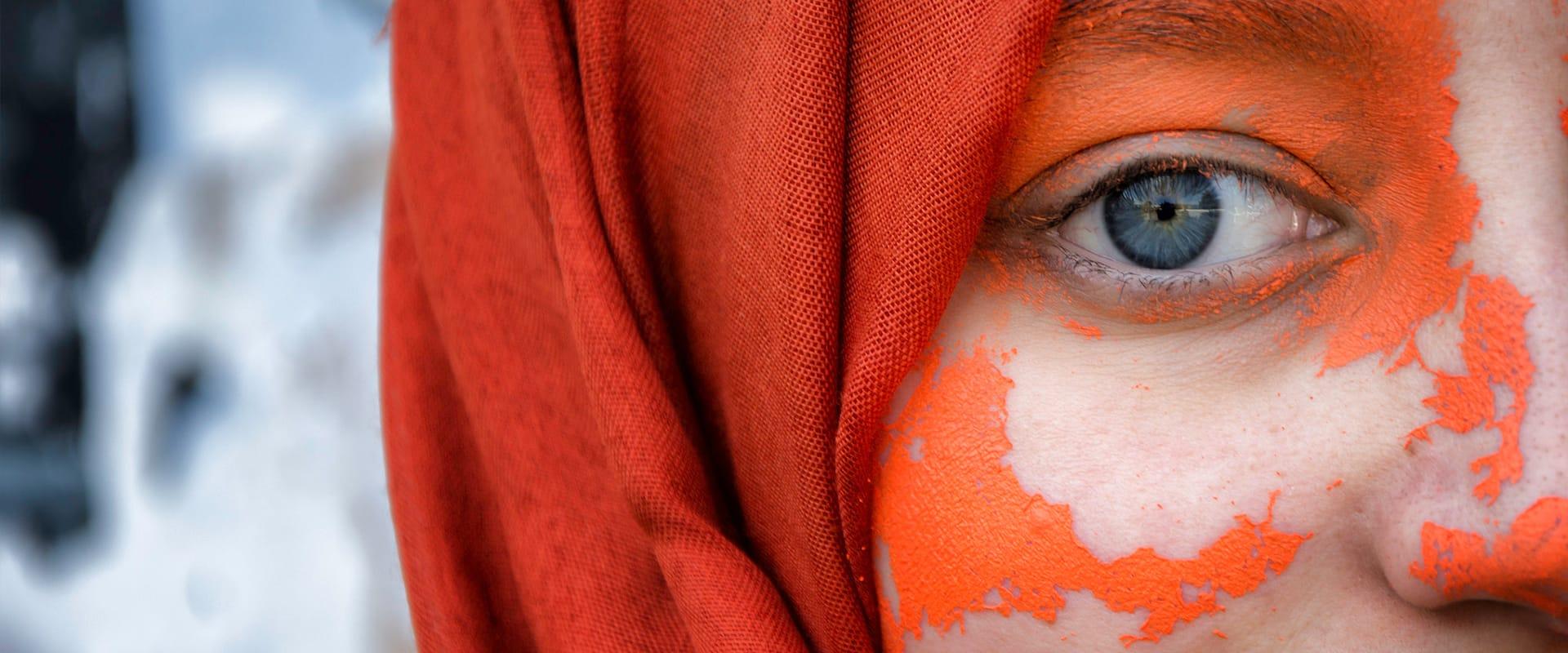 Lightboxx Zegt NEE Tegen Geweld Tegen Vrouwen: Orange The World