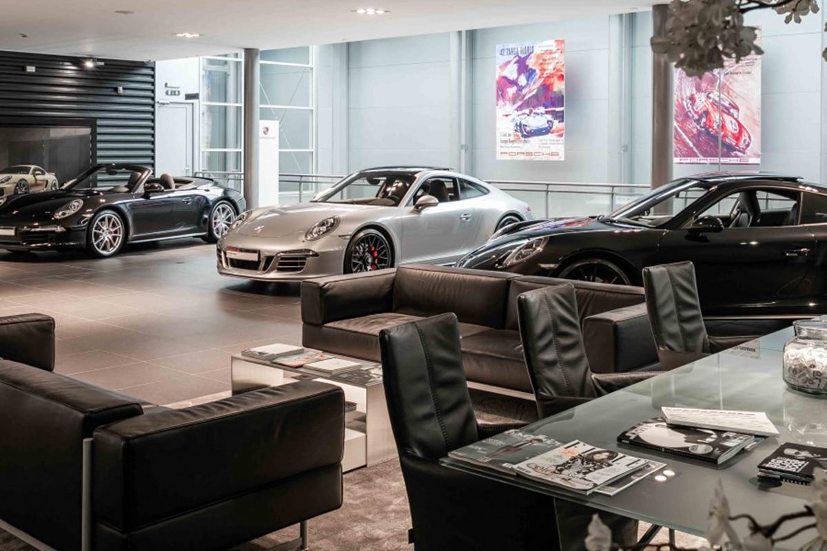 Verlichting Voor Autoshowrooms En De Automotive Sector