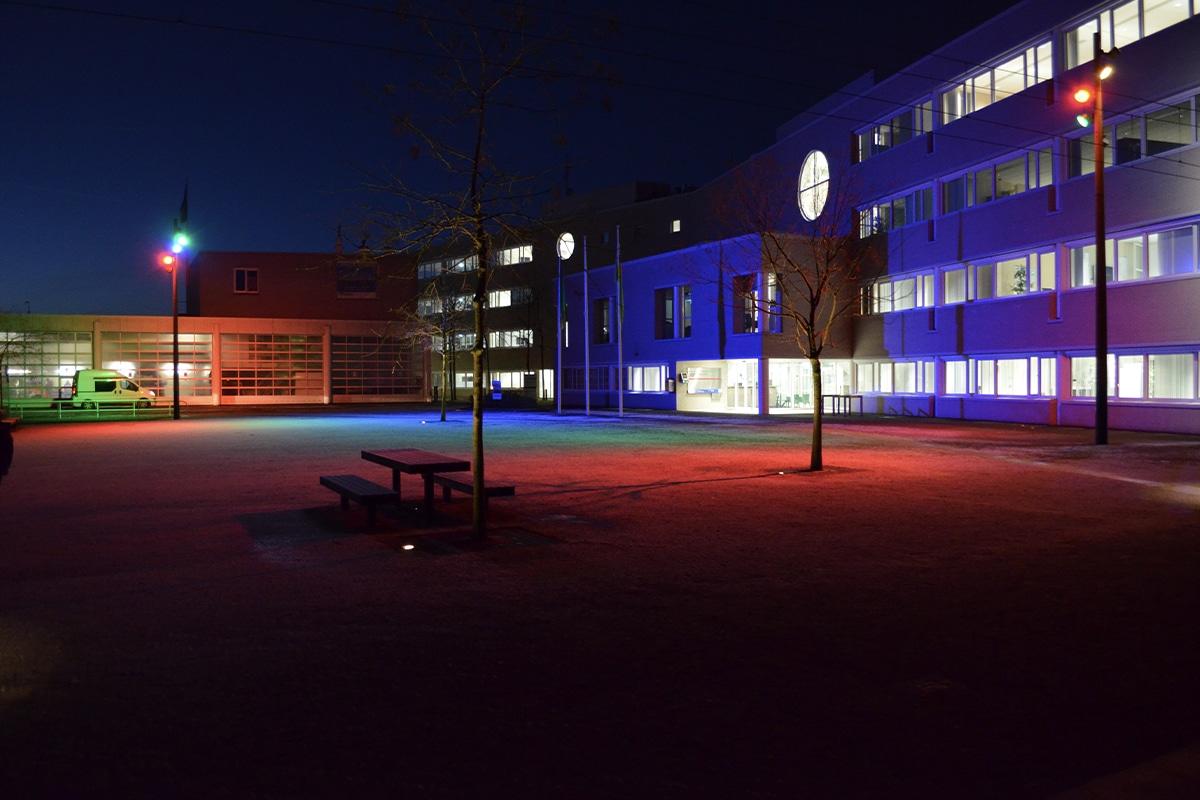 Smart Lighting In De Openbare Ruimte