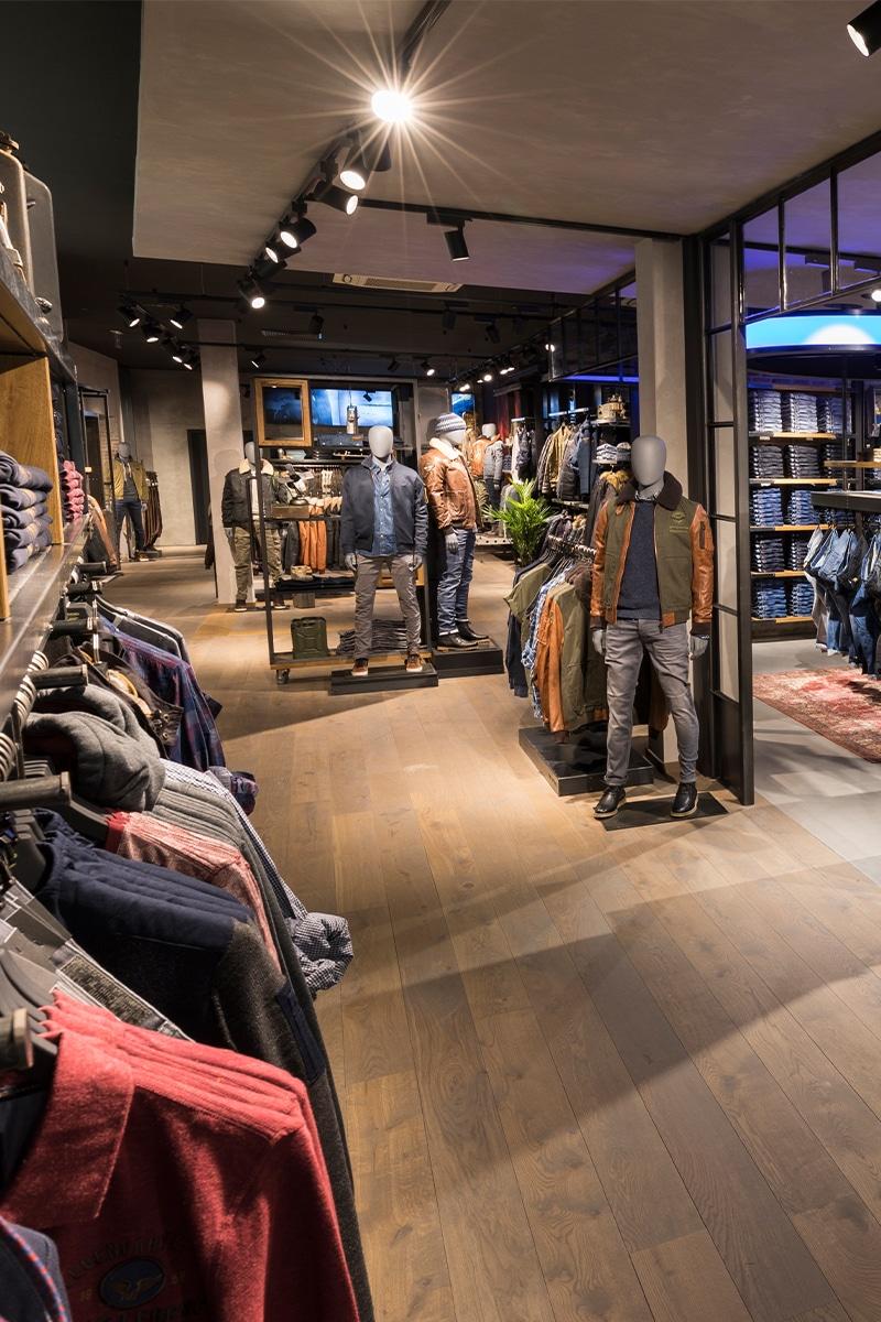 Toepassingen - Retail Verlichting En Winkelverlichting